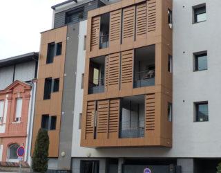 Le patio Florentin à Toulouse