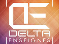 delta enseigne logo